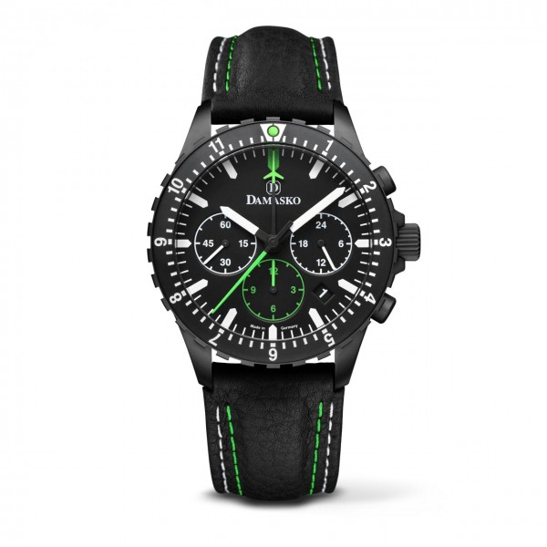 DC86 green black