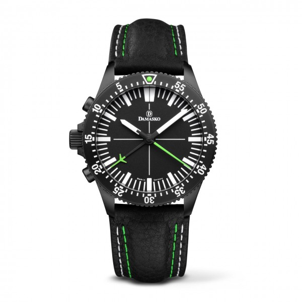 DC80LHV green black