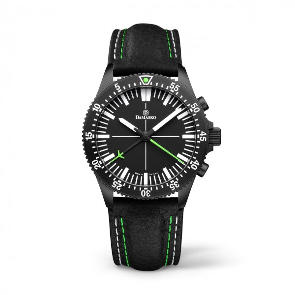 DC80 green black